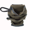 Diamondback product Elias tool belt pouch, top down view